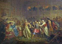The Wedding of Grand Prince Vasily