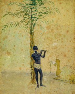 African Scene | Ilia Efimovich Repin | Oil Painting