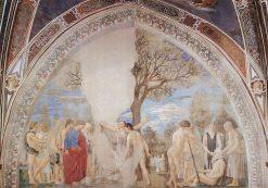 Death of Adam | Piero della Francesca | Oil Painting