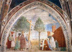 Exaltation of the Cross | Piero della Francesca | Oil Painting
