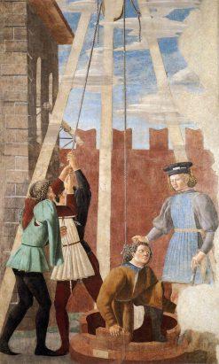 Torture of the Jew | Piero della Francesca | Oil Painting