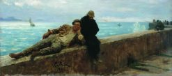 Beggars | Ilia Efimovich Repin | Oil Painting