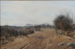 The Path | Janus La Cour | Oil Painting