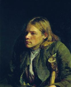 The Hunchback | Ilia Efimovich Repin | Oil Painting