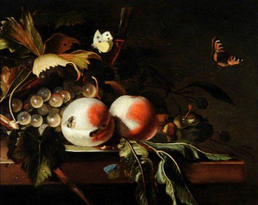 A Still Life of Fruit