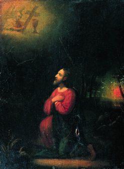 Agony in the Garden   Ilia Efimovich Repin   Oil Painting