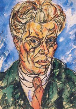 Self Portrait | László Moholy-Nagy | Oil Painting