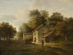 Landscape | John Crome | Oil Painting