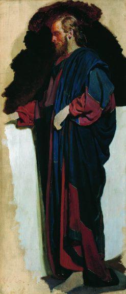 Jesus Christ | Ilia Efimovich Repin | Oil Painting
