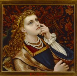 Elaine | Emma Sandys | Oil Painting