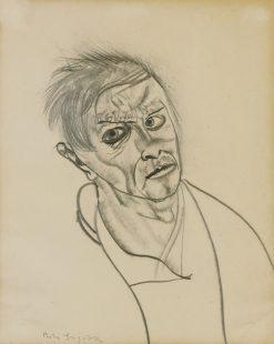 Portrait of a Man | Boris Grigoriev | Oil Painting