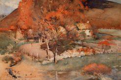 Brig oTurk | Arthur Melville | Oil Painting
