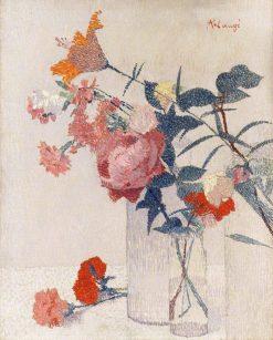 Flowers | Achille Lauge | Oil Painting