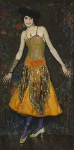 Jeanne Cartier | Francis Luis Mora | Oil Painting
