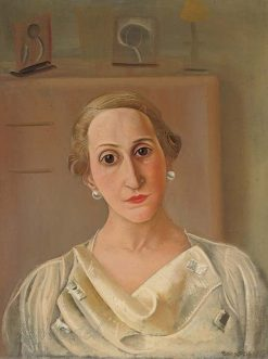 Juanita Edwards de Gandarillas | Boris Grigoriev | Oil Painting