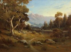 California landscape | Alexis Matthew Podchernikoff | Oil Painting