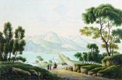 Lake Baikal | Andrei Martynov | Oil Painting
