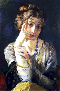 Henriette Negrin | Mariano Fortuny y Marsal | Oil Painting
