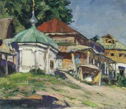 Vladimir Sloboda   Abram Efimovich Arkhipov   Oil Painting