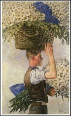 Covent Garden | William Bruce Ellis Ranken | Oil Painting