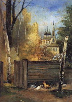 Spring | Alexei Kondratyevich Savrasov | Oil Painting