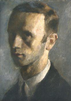 Portrait of a Man   Vladimir Grinberg   Oil Painting