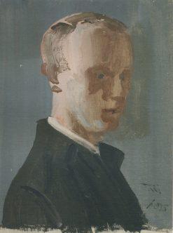 Self Portrait | Vladimir Grinberg | Oil Painting