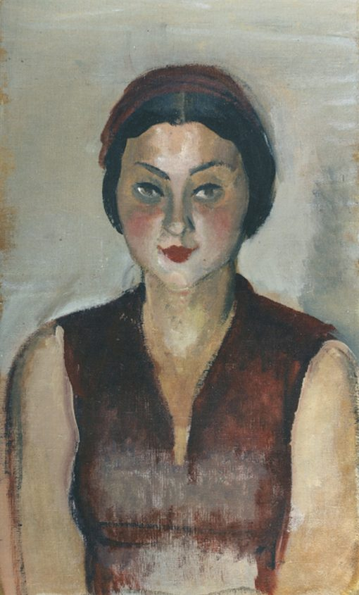 Portrait of a Woman | Vladimir Grinberg | Oil Painting