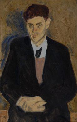 Portrait of Architect Sherishevsky | Vladimir Grinberg | Oil Painting