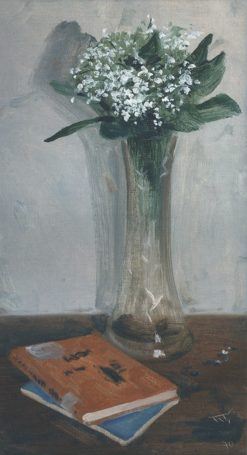 Lilies of the Valley   Vladimir Grinberg   Oil Painting