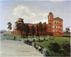 Factory | Vladimir Grinberg | Oil Painting