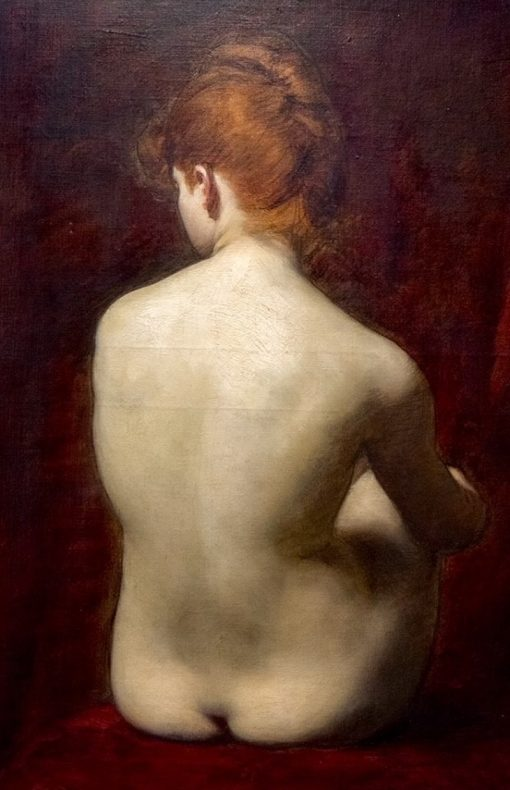 Lilia | Charles Auguste Emile Carolus-Duran | Oil Painting
