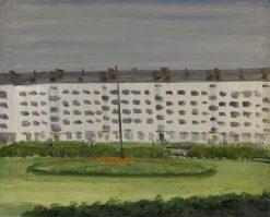 Urban Landscape | Vladimir Grinberg | Oil Painting