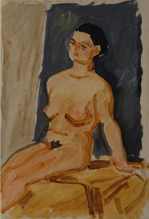 Nude   Vladimir Grinberg   Oil Painting
