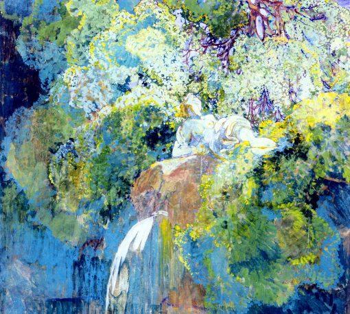 By the Waters Edge | Alexei Kravchenko | Oil Painting
