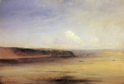The Volga River | Alexei Kondratyevich Savrasov | Oil Painting