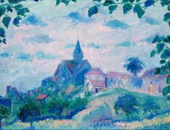 Giverny | Theodore Earl Butler | Oil Painting
