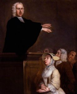 George Whitefield | John Wollaston | Oil Painting