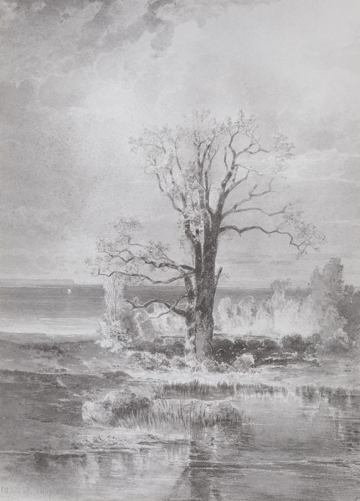 Autumn Landscape | Alexei Kondratyevich Savrasov | Oil Painting