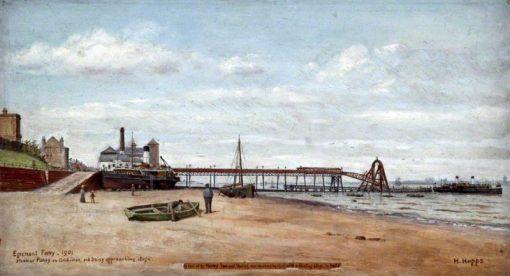 Egremont Ferry