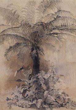 Tropical Plants | Alexei Kondratyevich Savrasov | Oil Painting