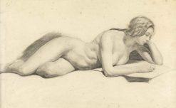 Nude Reading | Daniel Maclise