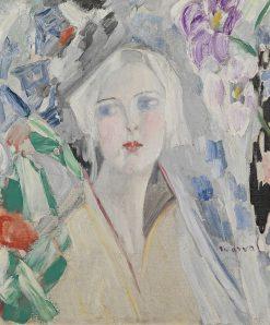 La Belle Gretchen | Jacqueline Marval | Oil Painting