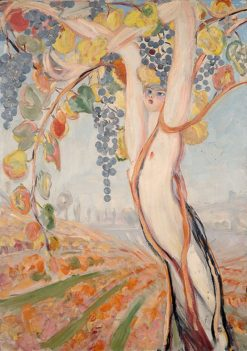 La treille | Jacqueline Marval | Oil Painting