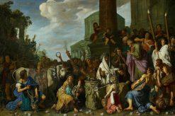 Paul and Barnabas in Lystra | Pieter Lastman | Oil Painting