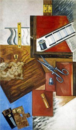The Box | Olga Rozanova | Oil Painting