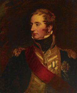 Admiral Sir George Martin | Charles Landseer | Oil Painting