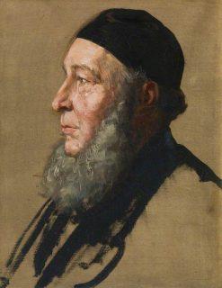 Alexander Walker LLD | Alphonse Legros | Oil Painting
