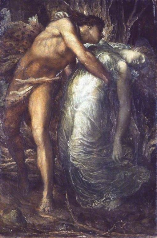 Orpheus and Eurydice | George Frederic Watts | Oil Painting