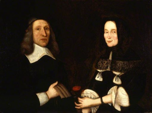 John Alexander and His Wife